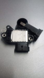 Реле-регулятор напряжения генератора Chevrolet Lacetti - 900р.