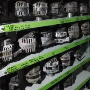 Восстановленные агрегаты